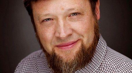 David Williams, author of