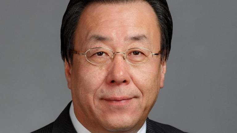 Kenji Sato of Westbury has been appointed president
