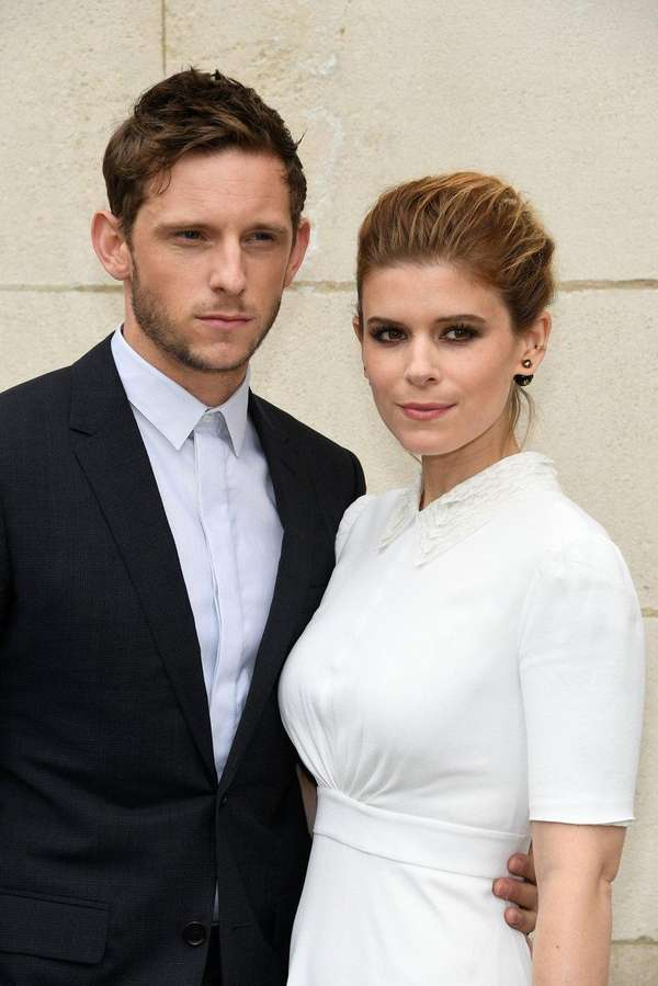Actors Jamie Bell and Kate Mara are now