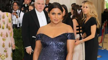 Mindy Kaling attends the