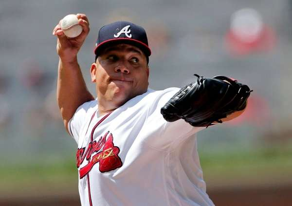 Bartolo Colon Briefly Humbles A Younger, Larger Foe