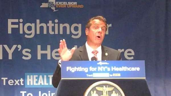 Gov. Andrew M. Cuomo and state Attorney General