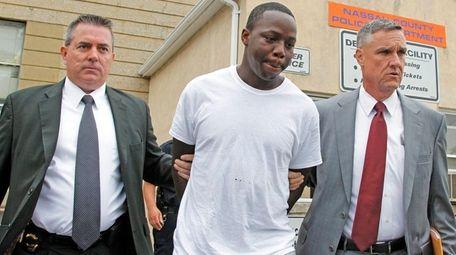 Joshua Golson-Orelus, 25, of New Cassel, was sentenced