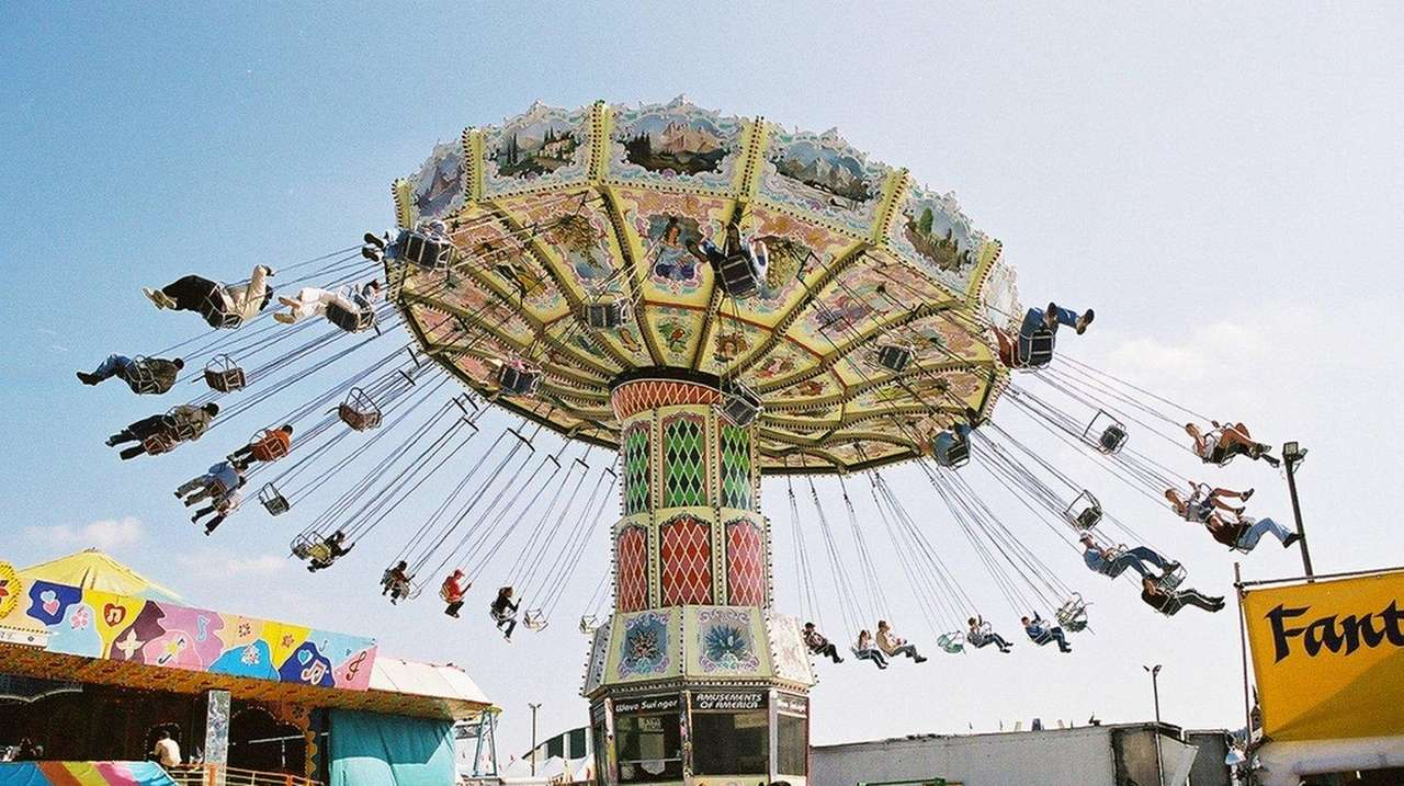 Empire State Fair's rides, food and shows coming to Nassau ...