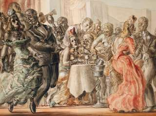 Reginald Marsh's