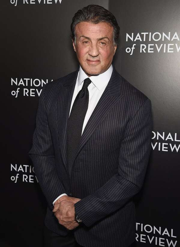 Sylvester Stallone says he won't be part of