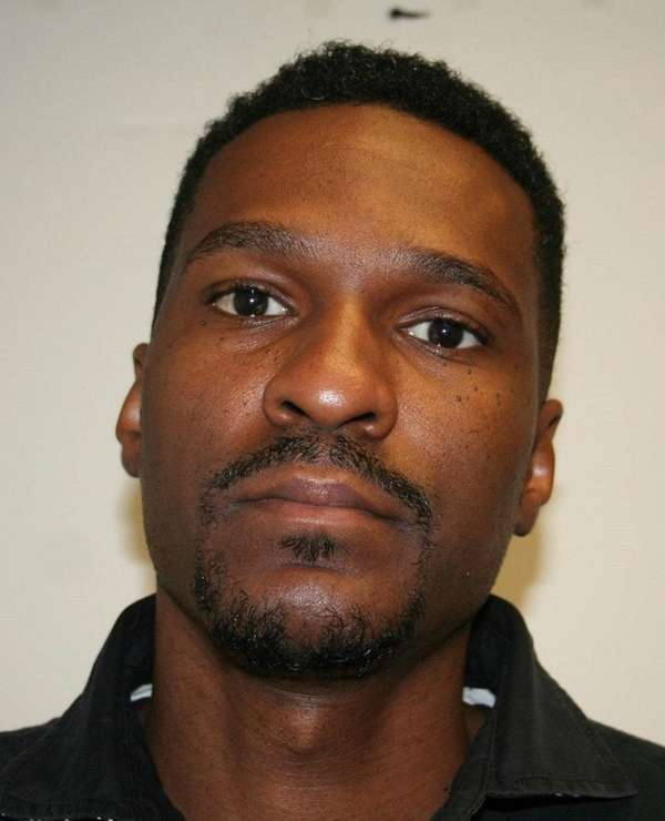 Jason Armstrong, of Baldwin, was arrested after surrendering