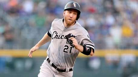 Todd Frazier #21 of the Chicago White Sox