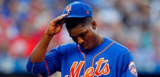 Rafael Montero allowed four runs (two earned) and