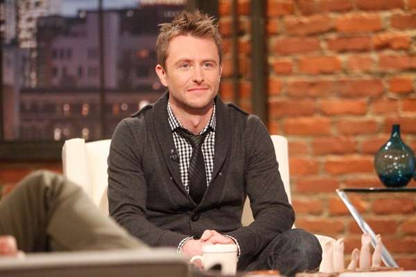 Chris Hardwick's @midnight Will Conclude After Four Seasons