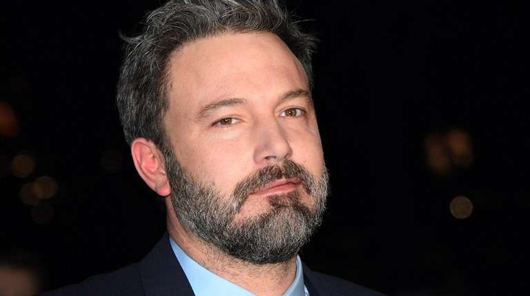 Ben Affleck at the premiere of