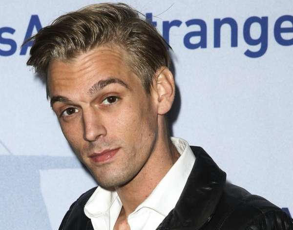 Aaron Carter had run-in with cops two hours before Georgia arrest