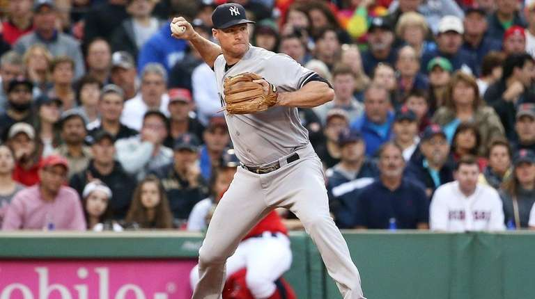 The Yankees are asking Chase Headley to switch