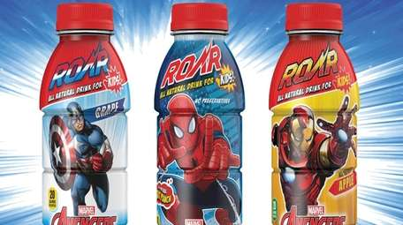 Roar Beverages, a Huntington-based sports drink company, has