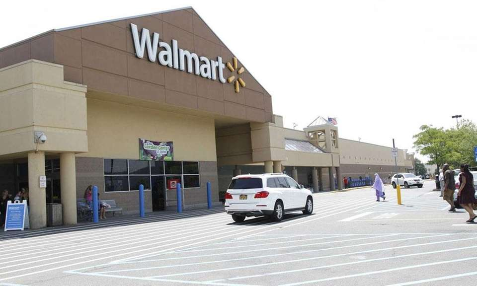 Walmart has 116 retail locations in New York