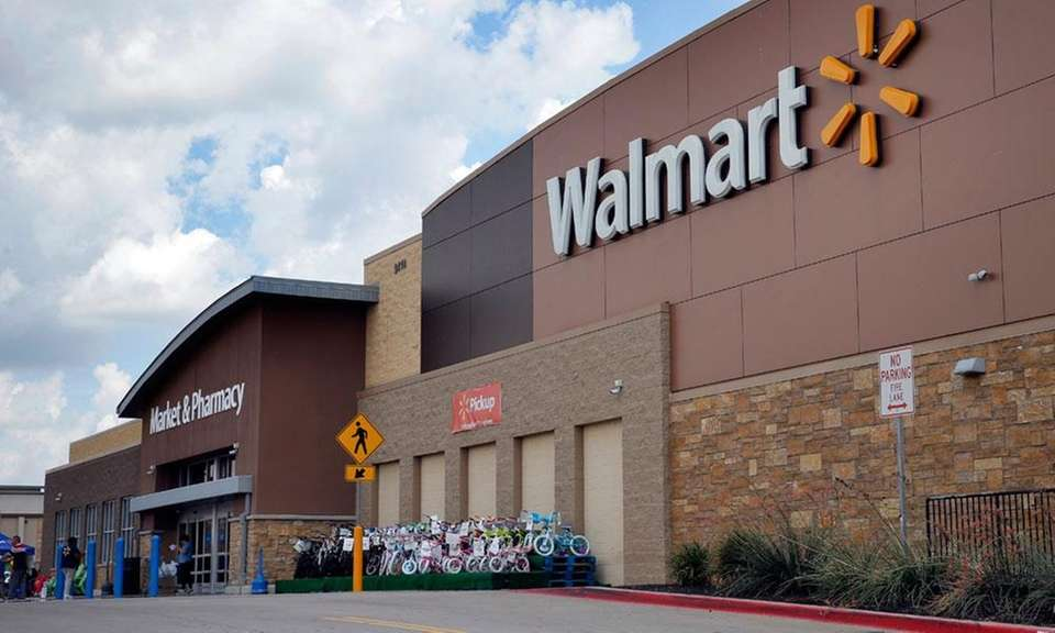 Texas has more Walmart retail locations than any