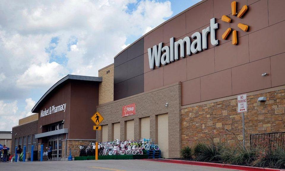 Texas has more Walmart retail locations than any
