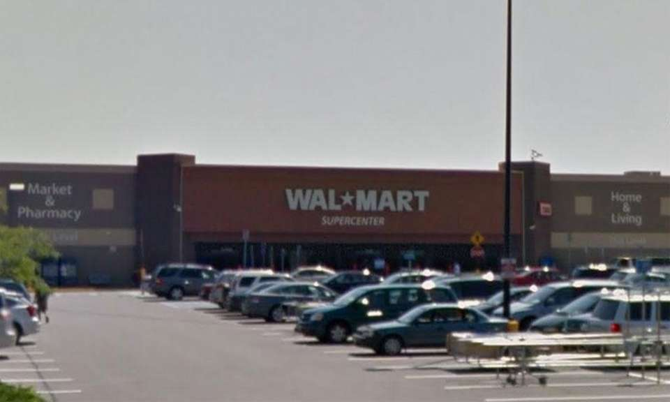 The largest Walmart Supercenter in the United States
