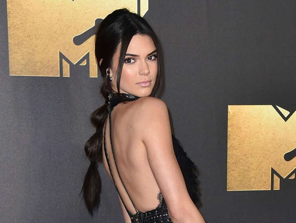 Fashion model Kendall Jenner's Los Angeles home was