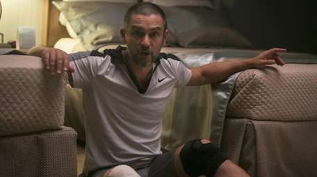 Konstantin Lavysh stars in HBO's