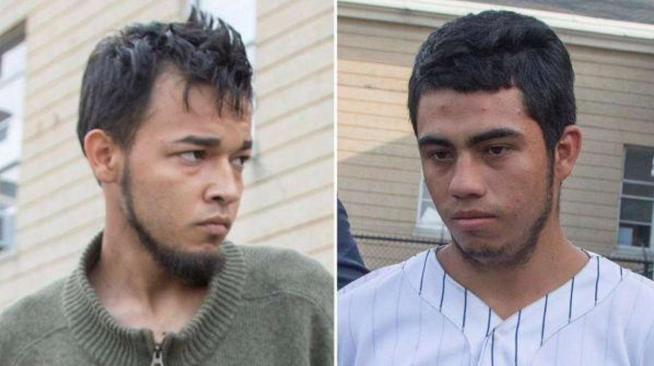 Two MS-13 gang members have been arrested in