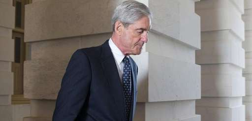 Special counsel and former FBI Director Robert Mueller