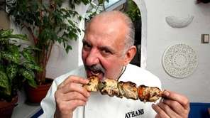 Ayhan Hassan, who once owned nine Mediterranean restaurants