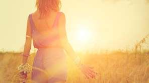Sunlight is the easiest source of vitamin D.