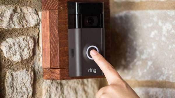 The Ring Video Doorbell 2 uses a battery