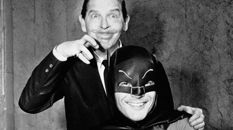 Milton Berle was Louie the Lilac on