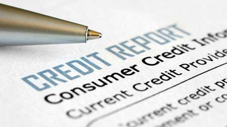 Experts recommend getting a free credit report once