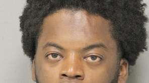 Malik Burton of Freeport is charged with several
