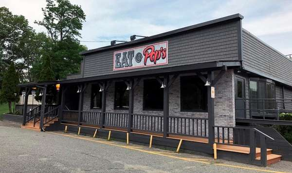 Pop's Roadhouse in Rocky Point features a slightly
