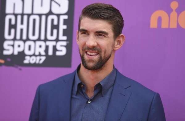 Michael Phelps lost to a shark in the