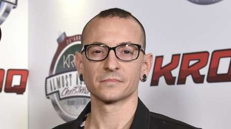 Chester Bennington (March 20, 1976 -- July 20,