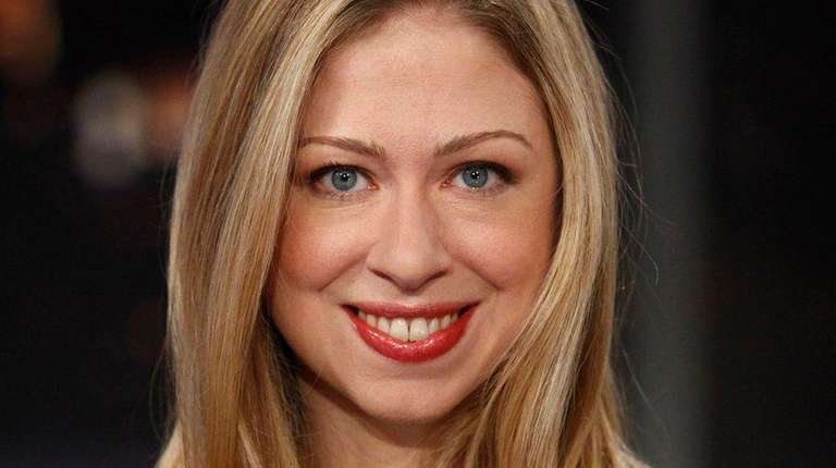 Chelsea Clinton will be at BookHampton on Aug.
