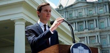 Senior adviser to the president Jared Kushner speaks