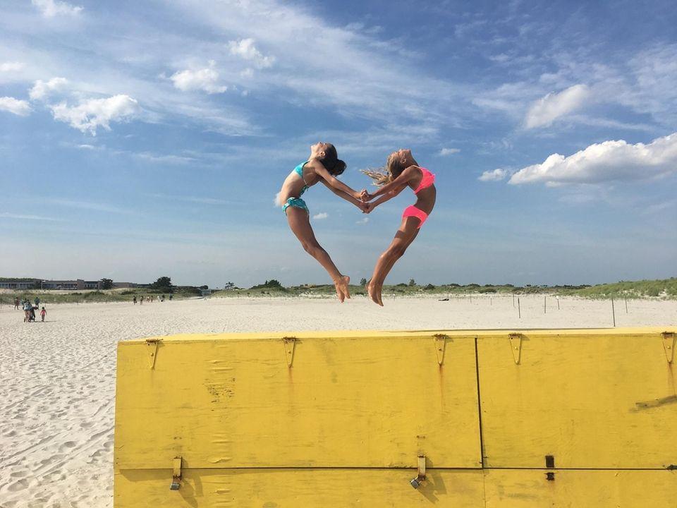 Brianna Wuria & Brigid O'Conner Friday July 21st