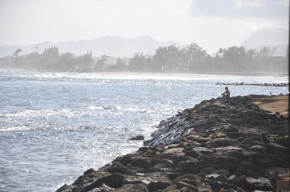 Exploring Kauai's Kapaa Coastline