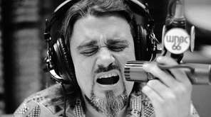 Radio disc jockey Wolfman Jack also did TV