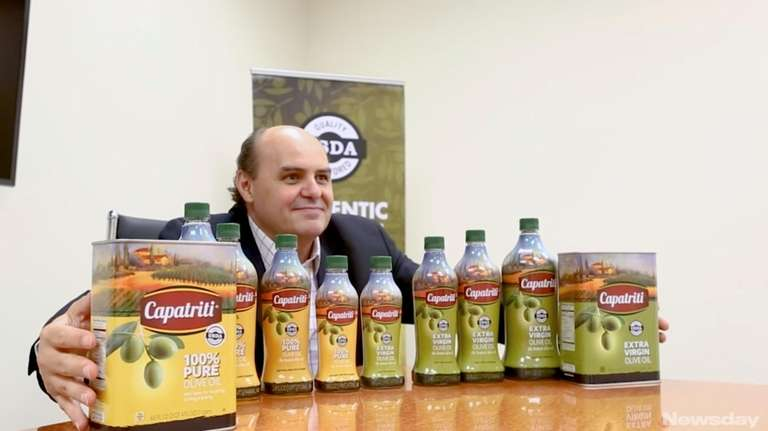 Hauppauge-based Gourmet Factory, which sells oils and Mediterranean