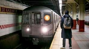 The MTA unveiled its $836 million subway improvement