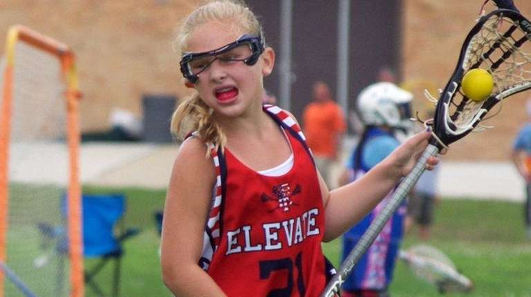 For Kidsday reporter Sienna Fox, playing for Team