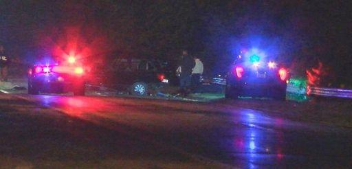 State Police investigate the scene of a fatal