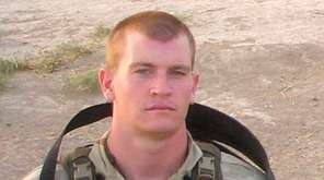 Sgt. James J. Regan, killed in Iraq at