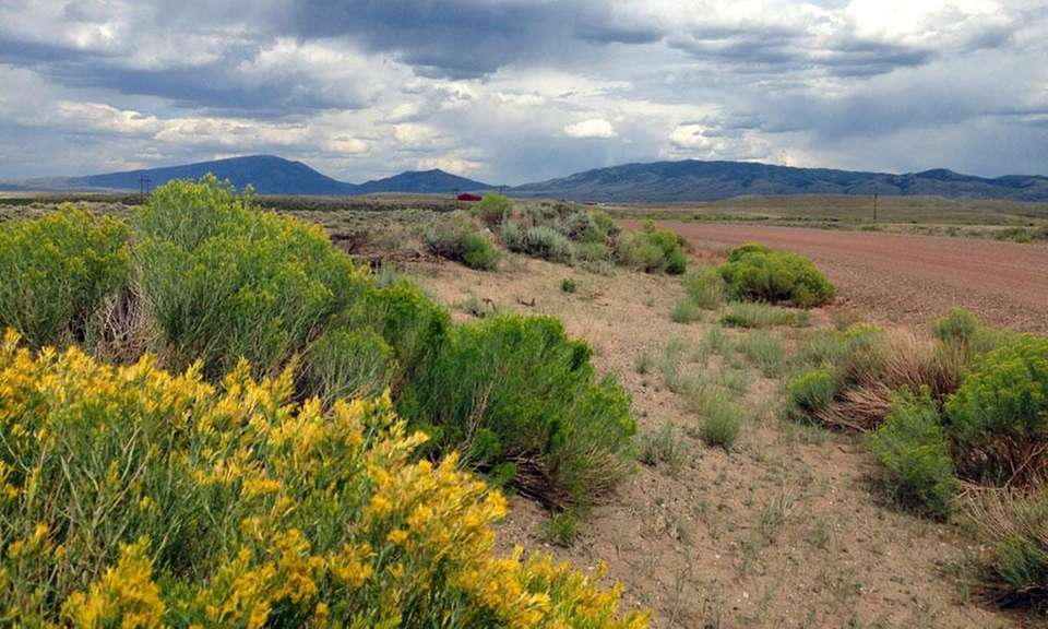 Sparsely-populated Wyoming doesn't have an income tax, but