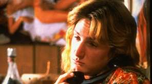 Sean Penn stole the show as shaggy surfer
