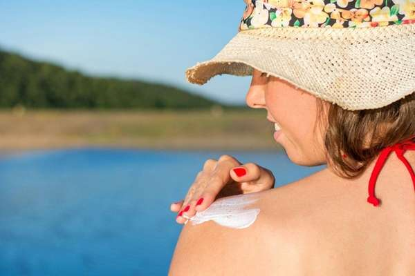 Sunscreen is a good idea, but it doesn't