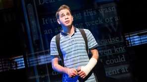 Ben Platt stars as Evan Hansen.