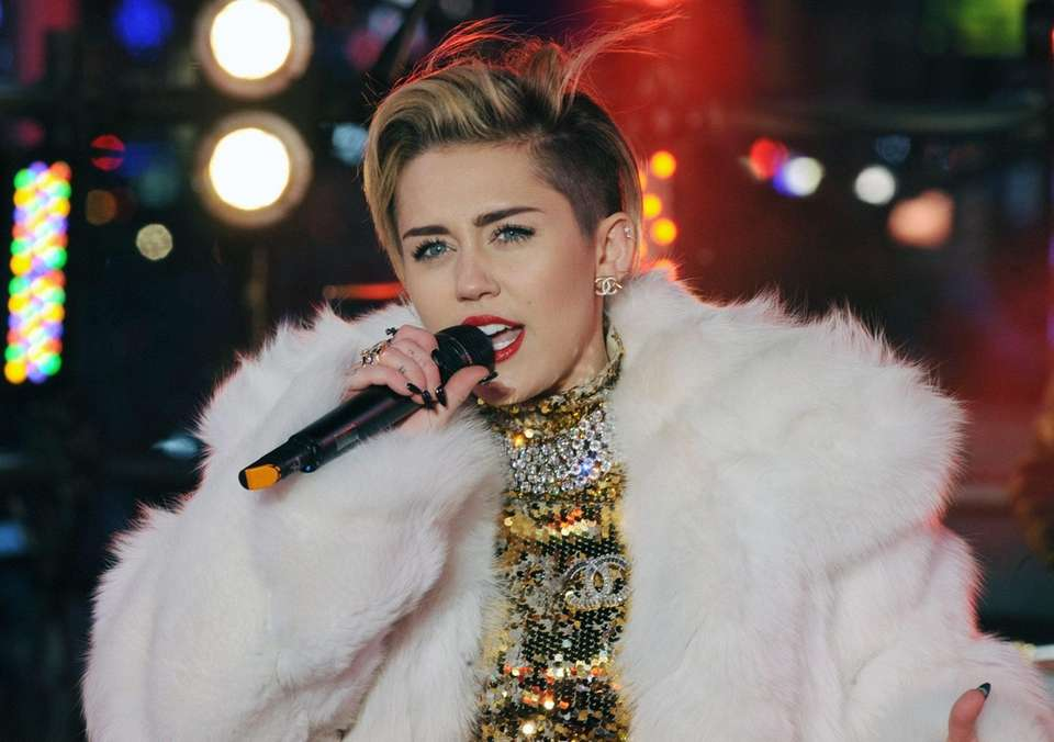 Miley Cyrus said she considers herself to be